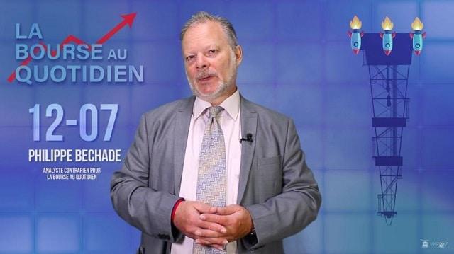 """Philippe Béchade – Séance du Jeudi 12 Juillet 2018: """"Le pétrole, c'est pour les investisseurs les plus raffinés !"""""""