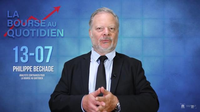 """Philippe Béchade – Séance du Vendredi 13 Juillet 2018: """"Champion du monde"""""""