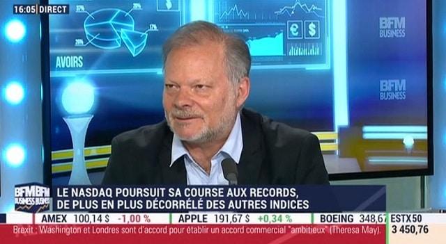 Les tensions commerciales font-elles peser un risque sur le cycle économique mondial ?... Avec Philippe Béchade