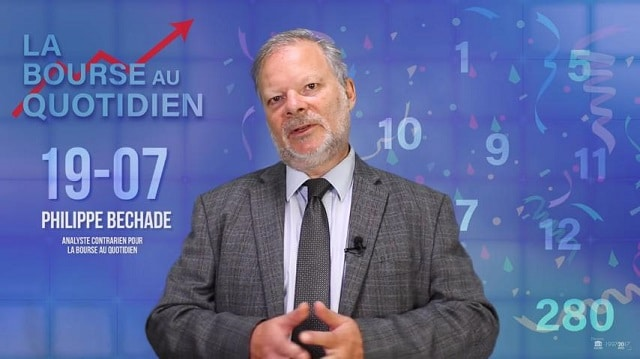 """Philippe Béchade – Séance du Jeudi 19 Juillet 2018: """"1-5-9-10-11-12-50-87-280, L'actualité déchiffrée…"""""""