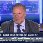 """Philippe Béchade: """"Depuis le 1er janvier, 40% de la hausse du Nasdaq se fait sur 4 titres ! On ne fait qu'exacerber le phénomène de bulle sur certains titres !!"""""""
