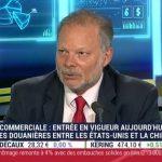 """Philippe Béchade: """"Les Etats-Unis sont vraiment rentrés dans une logique de démondialisation et d'unilatéralisme !"""""""