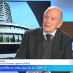 """Michel Camdessus: """"On est à un moment dangereux et nouveau des politiques monétaires !"""""""