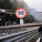 Les autoroutes italiennes sont parfois très peu rassurantes. En voici la preuve par cinq.