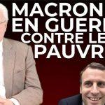 """Charles Gave: """"Tout ce que j'ai vu de Macron pour l'instant, c'est qu'il a tapé sur les petites gens !"""""""