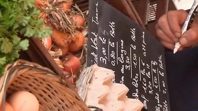 Sécheresse: les fruits et légumes sont plus chers. En nette hausse de+6,7% par rapport à juillet 2018