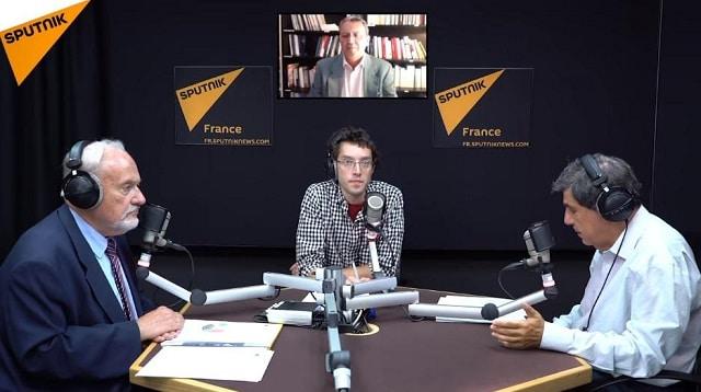 Crise de l'UE: une page se tourne ?... Avec Jacques Sapir, Georges Estievenart et Jacques Nikonoff