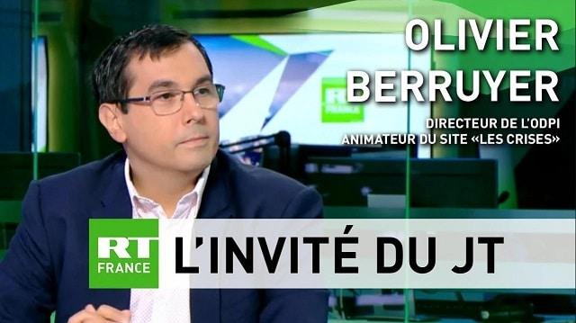 """Olivier Berruyer: """"On est passé de la russophobie à la russophilophobie !"""""""