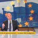 """Pierre Moscovici: """"A un moment venu, la dette se vengera, et ce seront les services publics essentiels qui seront frappés !"""""""