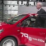 Dieselgate: l'ex PDG de Volkswagen devant les juges