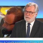 """Warning: Philippe Waechter: """"Le cycle se dégrade en Zone Euro dans le secteur manufacturier."""""""