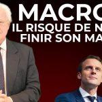 """Charles Gave: """"Si Macron continue de taper sur les petites gens pour continuer à péter dans la soie, il risque de ne pas finir son mandat !"""""""