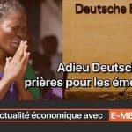 """E-meute.com: """"Adieu Deutsche Bank et prières pour les émergents !"""""""