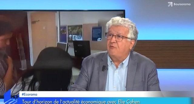 """Elie Cohen: """"Je ne crois pas qu"""