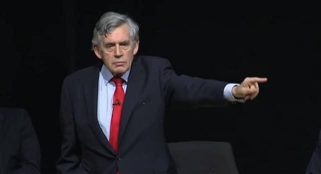 Gordon Brown: la planète se dirige, tel un somnambule, vers une nouvelle crise