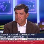 """Jacques Sapir: """"Les acteurs de marchés n'ont pas pris la mesure de l'antagonisme entre les Etats-Unis et l'Allemagne"""""""