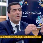 """Marc Touati: """"Quand les bulles exploseront, on n'aura plus aucune marge de manœuvre comme en 2008"""""""