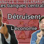 """Olivier Delamarche: """"Les banques centrales détruisent l'économie et on ira jusqu'au bout de la bêtise !"""""""
