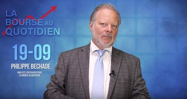 """Philippe Béchade – Séance du mercredi 19 Septembre 2018: """"Sus aux escrocs chinois"""""""