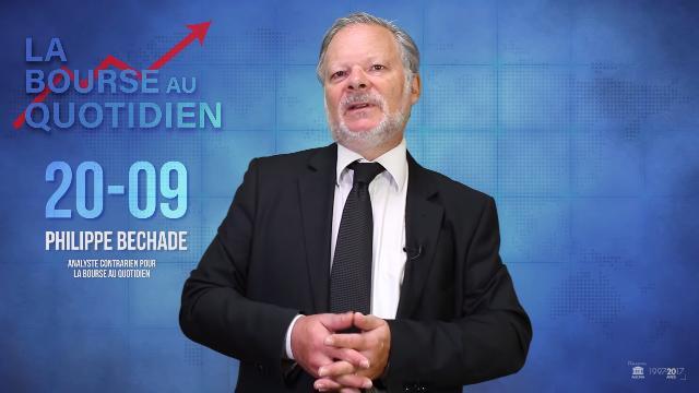"""Philippe Béchade – Séance du Jeudi 20 Septembre 2018: """"Merlin l"""