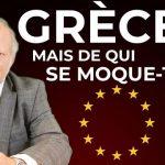 """Philippe Béchade: """"Sortie de Crise en Grèce ?! …. Mais de qui se moque-t-on ?"""""""