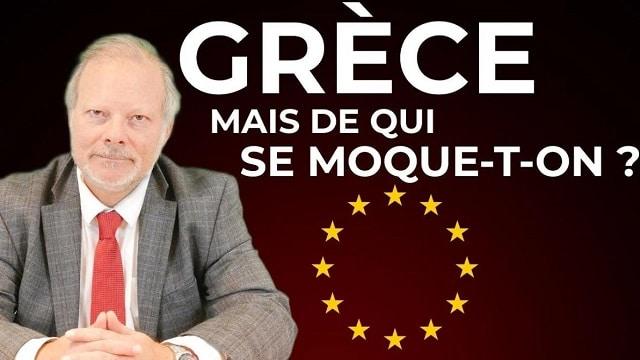 """Philippe Béchade: """"Sortie de Crise en Grèce ?! .... Mais de qui se moque-t-on ?"""""""