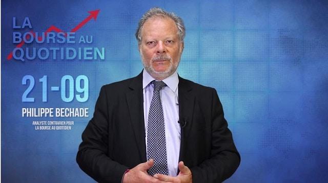 """Philippe Béchade – Séance du Vendredi 21 Septembre 2018: """"Quatre sorcières, une grosse tirelire !"""""""