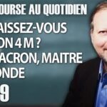 """Philippe Béchade – Séance du Mercredi 26 Septembre 2018: """"Connaissez-vous Macron 4 M ? Moi Macron, maître du monde"""""""
