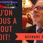 """Exclusif: Philippe Béchade en OFF sur la Deutsche Bank: """"c'est Lehman Brothers au cube !"""""""