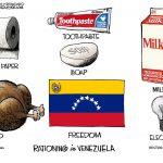 Un Venezuela en pénurie de tout… sauf de souffrance !!