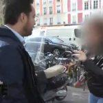 """Coup de gueule d'une passante au secrétaire d'état Mounir Mahjoubi: """"Non mais vous vous rendez compte la Merde dans laquelle vous nous avez mis ?"""""""