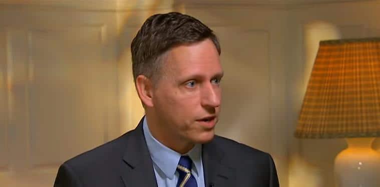 Damien Theillier: Peter Thiel, l'entrepreneur-philosophe