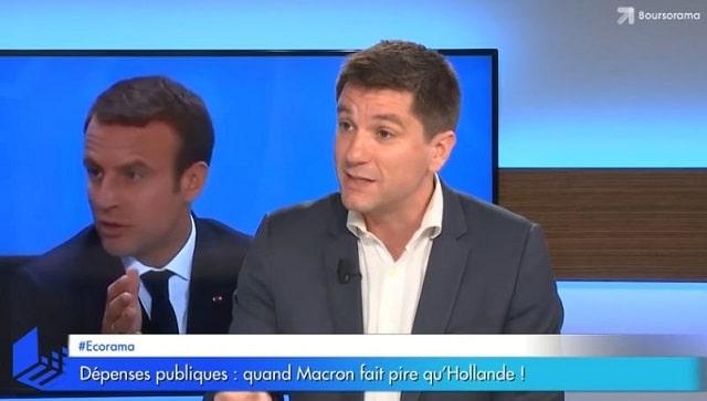 Dépenses publiques: quand Macron fait pire qu