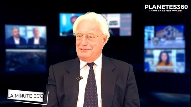 """Charles Gave: """"La faillite est à l"""