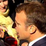 Macron conseille à des retraitées inquiètes d'arrêter de «se plaindre» !