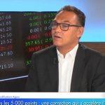 Pourquoi la correction des marchés n'est pas terminée !… Avec Eric Lewin