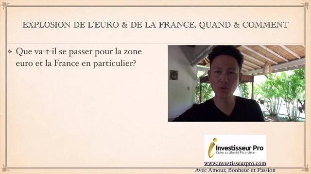 Comment va se passer la prochaine crise financière de la France et l