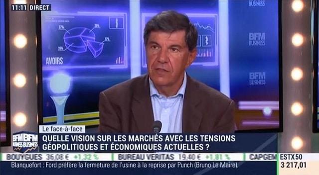 """Jacques Sapir: """"Le budget italien est techniquement hors des clous !"""""""