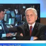 """Jean-Claude Trichet: """" Sur la correction actuelle des marchés,…. On a encore rien vu !!"""""""