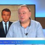 Jean-Marc Daniel: «Avec ses erreurs Macron nous mène vraiment droit dans le mur !»