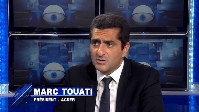"""Marc Touati: """"Plus la pression fiscale augmente, plus la croissance baisse."""""""
