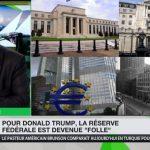 """Olivier Delamarche: """"En cas de Krach, les banques centrales vont créer du papier et ça s'écroulera par la devise !"""""""