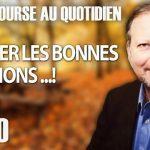 """Philippe Béchade – Séance du Mardi 09 octobre 2018: """"Se poser les bonnes questions …!"""""""