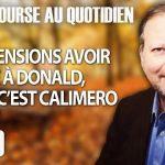 Philippe Béchade – Séance du Mercredi 10 octobre 2018: «Nous pensions avoir affaire à Donald, en fait c'est Calimero !»