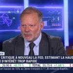 """Philippe Béchade: """"La croissance potentielle mondiale est complètement gonflée à l'Hélium !"""""""