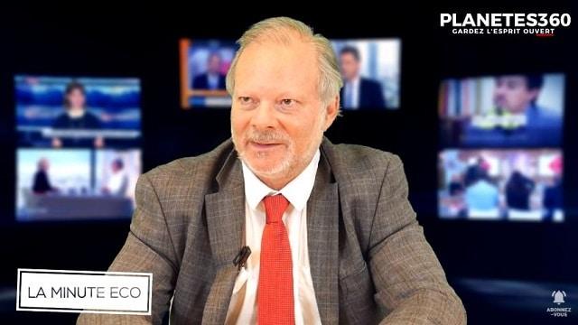 """Philippe Béchade: """"Même si la Deutsche bank levait des milliards, ce serait une goutte d"""