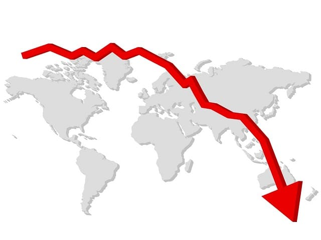 Warning: La croissance mondiale au plus bas depuis la crise financière