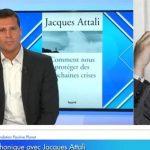 """Jacques Attali: """"Si on ne fait rien, une prochaine crise financière interviendra dans les 3 ans !"""""""
