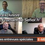 E-meute.com: Economie à l'agonie, Etats-Unis, Europe, une entrevue avec Eric Fromant.