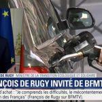 """François de Rugy: Pouvoir d'achat: """"Notre politique, c'est justement de libérer les Français du tout pétrole"""""""